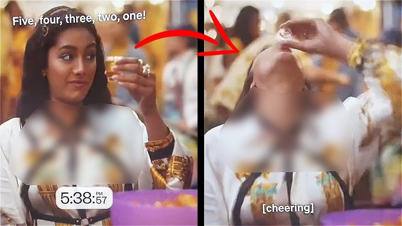 Netflix Shows Muslim Breaking Fast with Alcohol 🍸