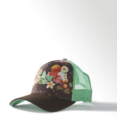 adidas - Boné FARM Trucker Jardim Fruta Multicolor  af886cc03b9