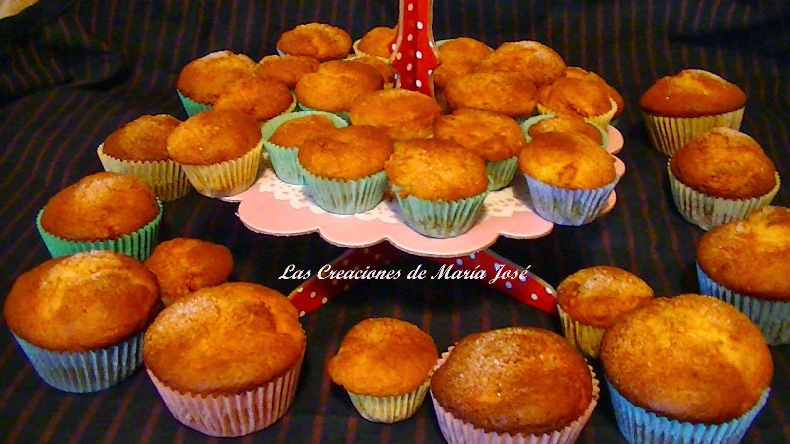 Las Creaciones de María José: MAGDALENAS IBERICAS http://mariajoseysuscreaciones.blogspot.com.es/2014/03/magdalenas-ibericas.html