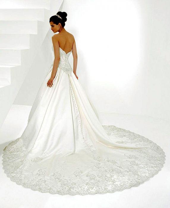 Brautmode 2010