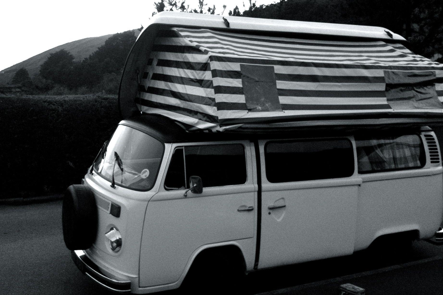 Stripes!!!!! Vw camper, Vw campervan, Vw bus