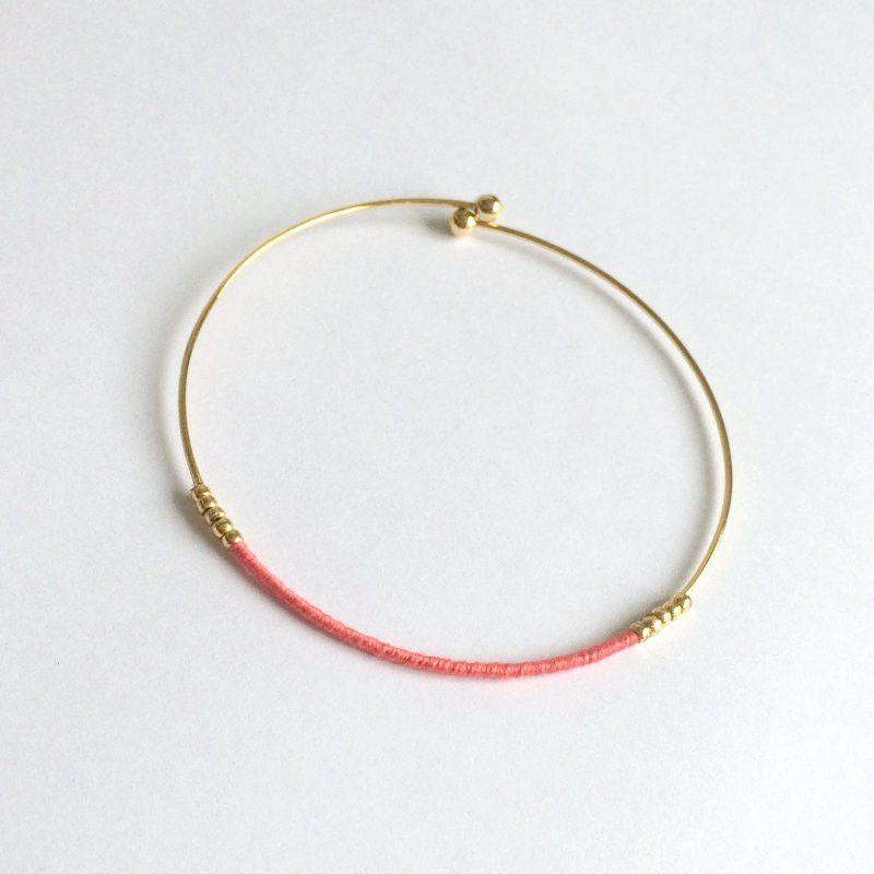 Bracelet en or tres fin