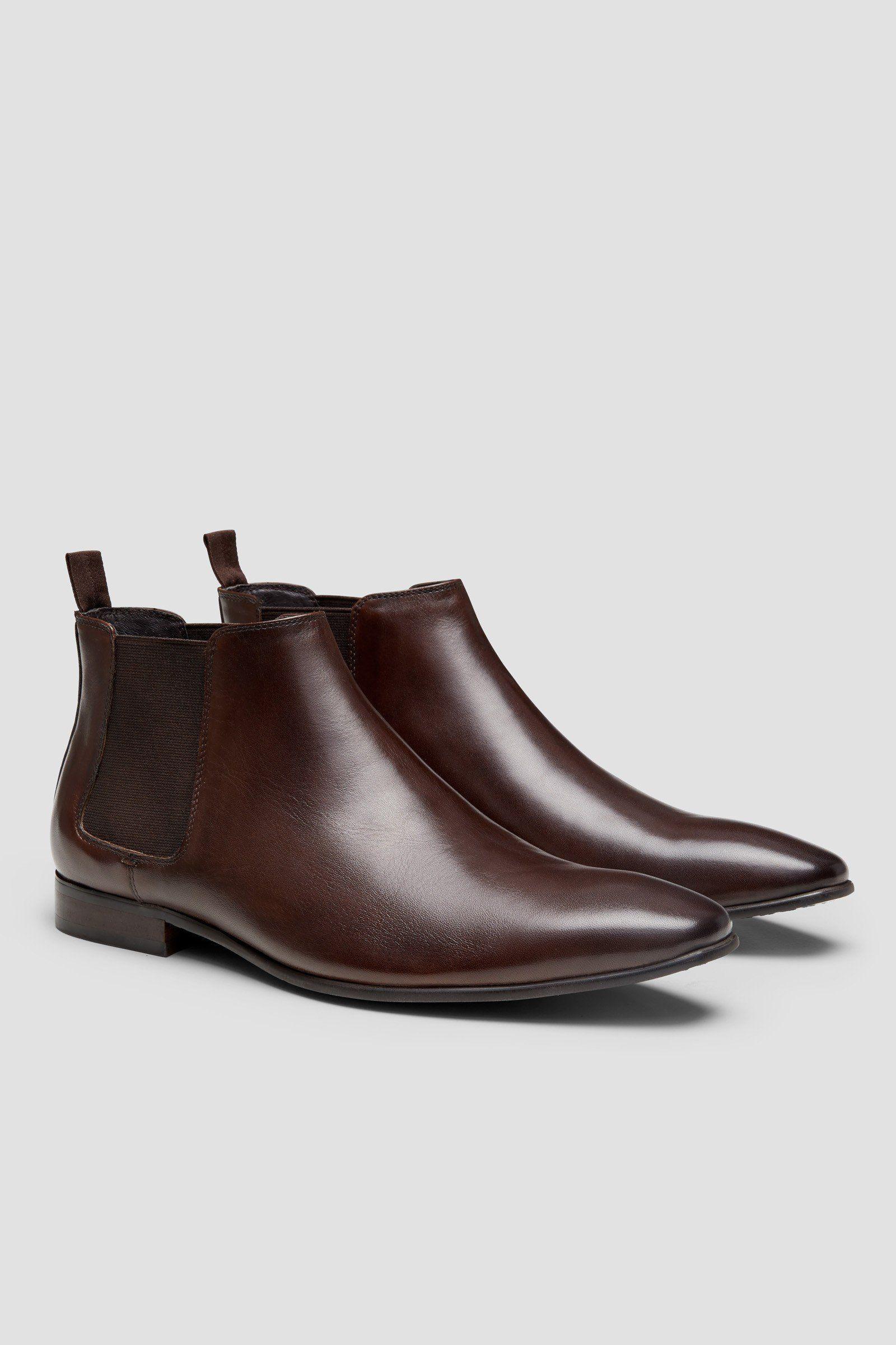 Walker Brown - New Arrivals | Aquila | Black chelsea boots ...