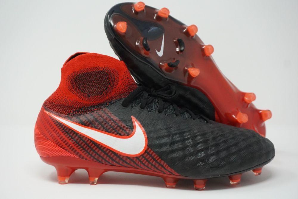 Nike Magista Obra II 2 Elite FG Soccer Cleat Total Orange