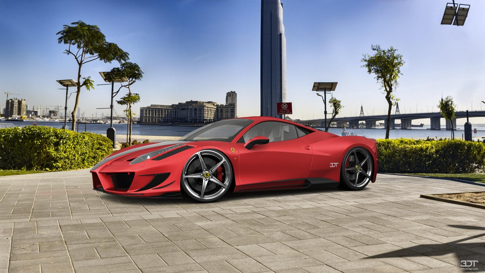 Checkout my tuning 458Italia 2010 at 3DTuning