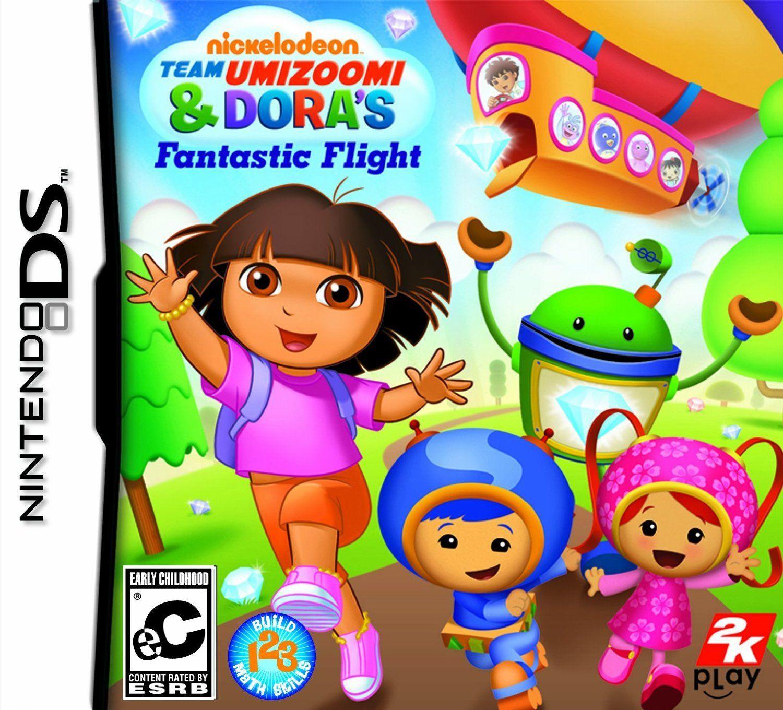 Nickelodeon Team Umizoomi & Dora's Fantastic