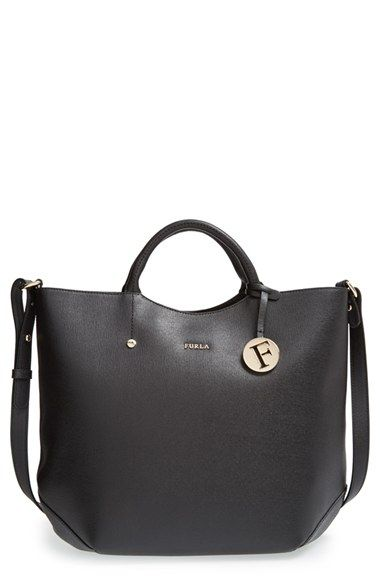 Furla 'Alissa - Large' Saffiano Leather Tote available at #Nordstrom