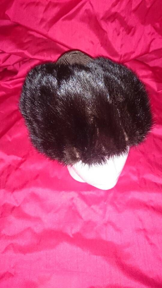 Hey, I found this really awesome Etsy listing at https://www.etsy.com/ie/listing/268963574/real-fur-hat-ladies-vintage-1960s-edna