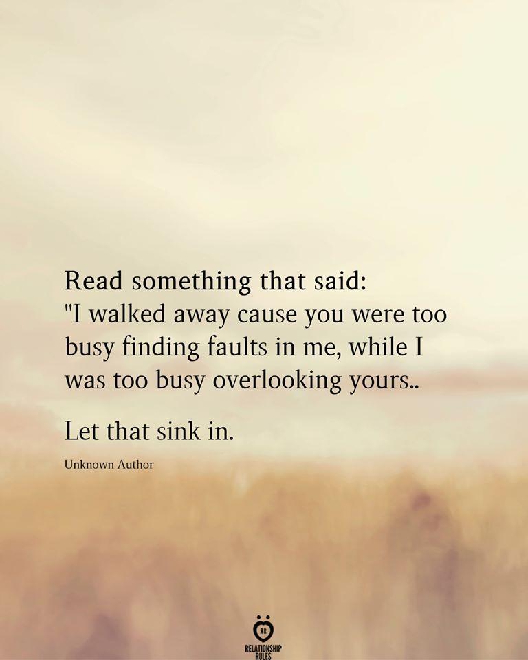 Read Something That Said