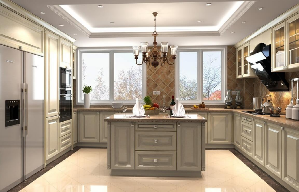 75 Best Modern Ceiling Design Ideas for Kitchen 2019 ...