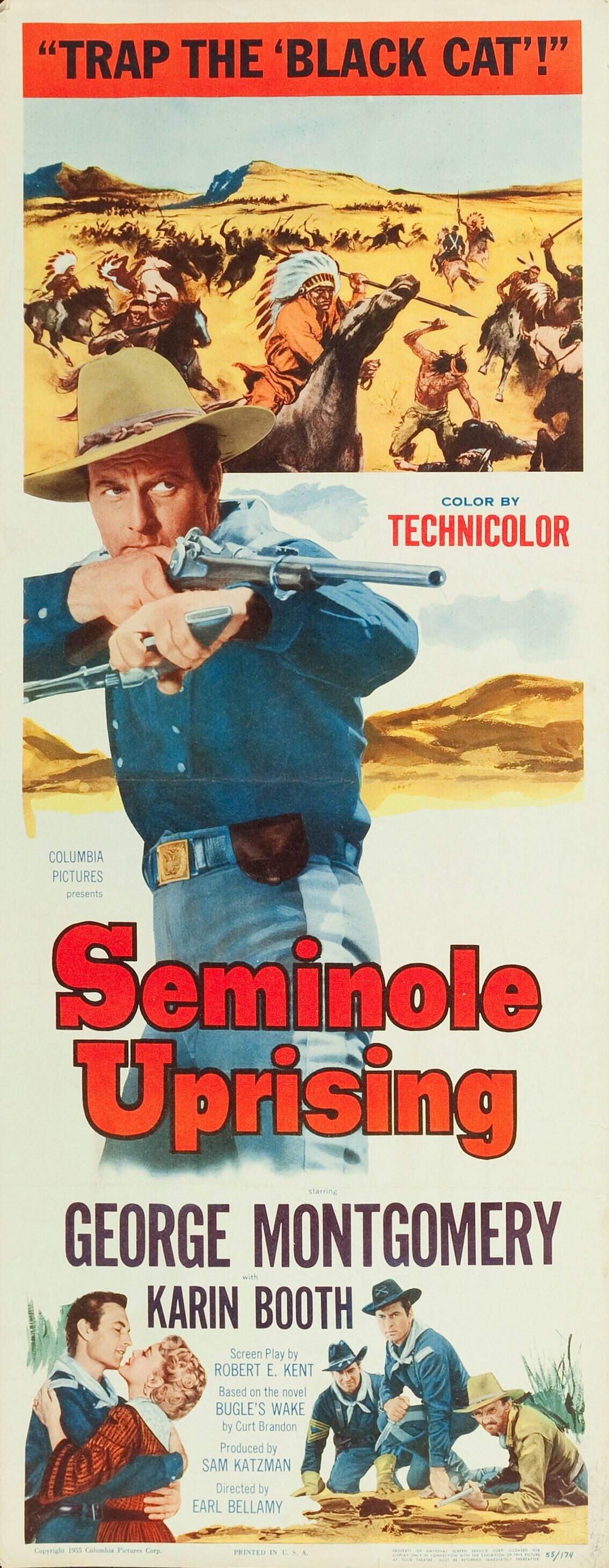 Download Seminole Uprising Full-Movie Free