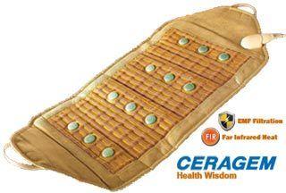 Ceragem Goodle Maxi Health Mat Coussin Chauffant Et