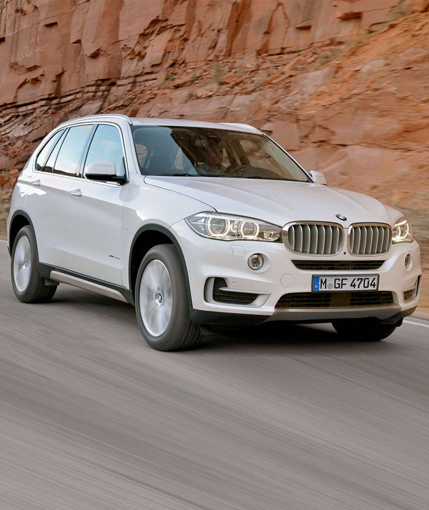 Bmw Z5 For Sale: Fahrbericht BMW X5 30d
