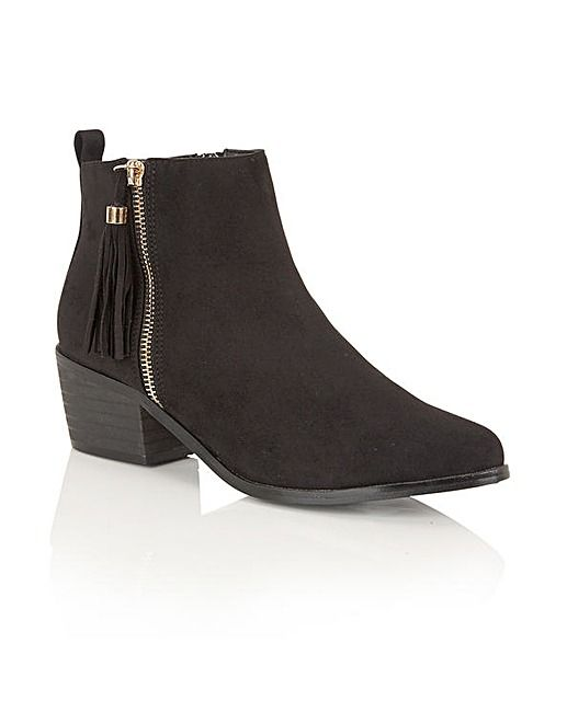 Dolcis Jamila heeled ankle boots | J D