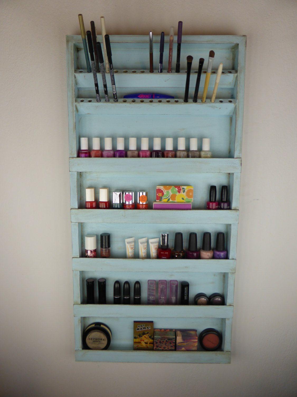 Image Result For Wall Mount Diy Makeup Shelf Diy Makeup Storage Makeup Storage Hacks Diy Makeup Vanity