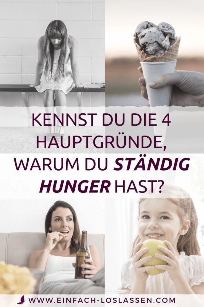Photo of Kennst du die 4 Hauptgründe, warum du ständig Hunger hast?