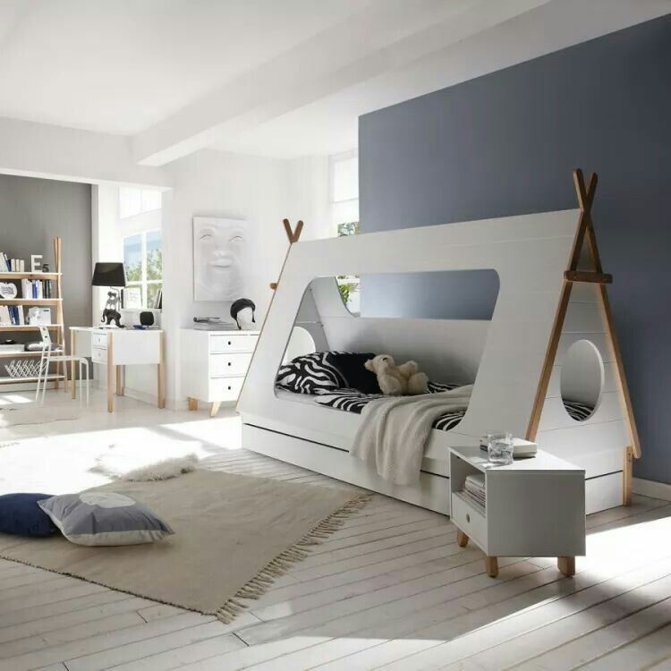Cool indianer bed | Inrichting Babykamer/ Kinderkamer | Pinterest - Kids bedroom, Kid beds en ...