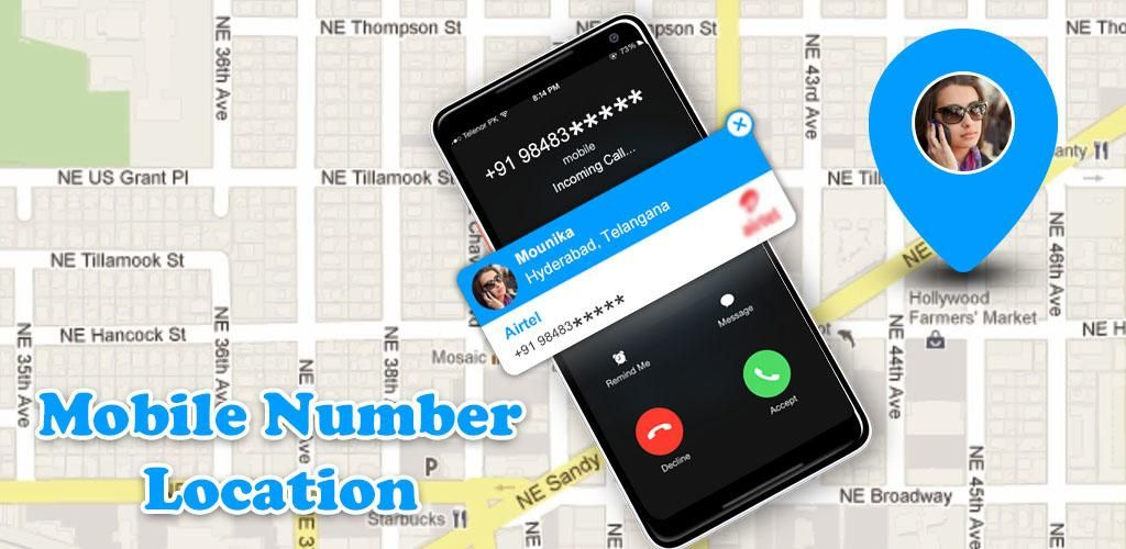 Mobile Number Location Phone Call Locator