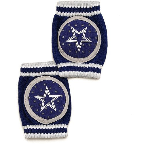 Infant Skidders Dallas Cowboys Knee Pads Nflshop Com