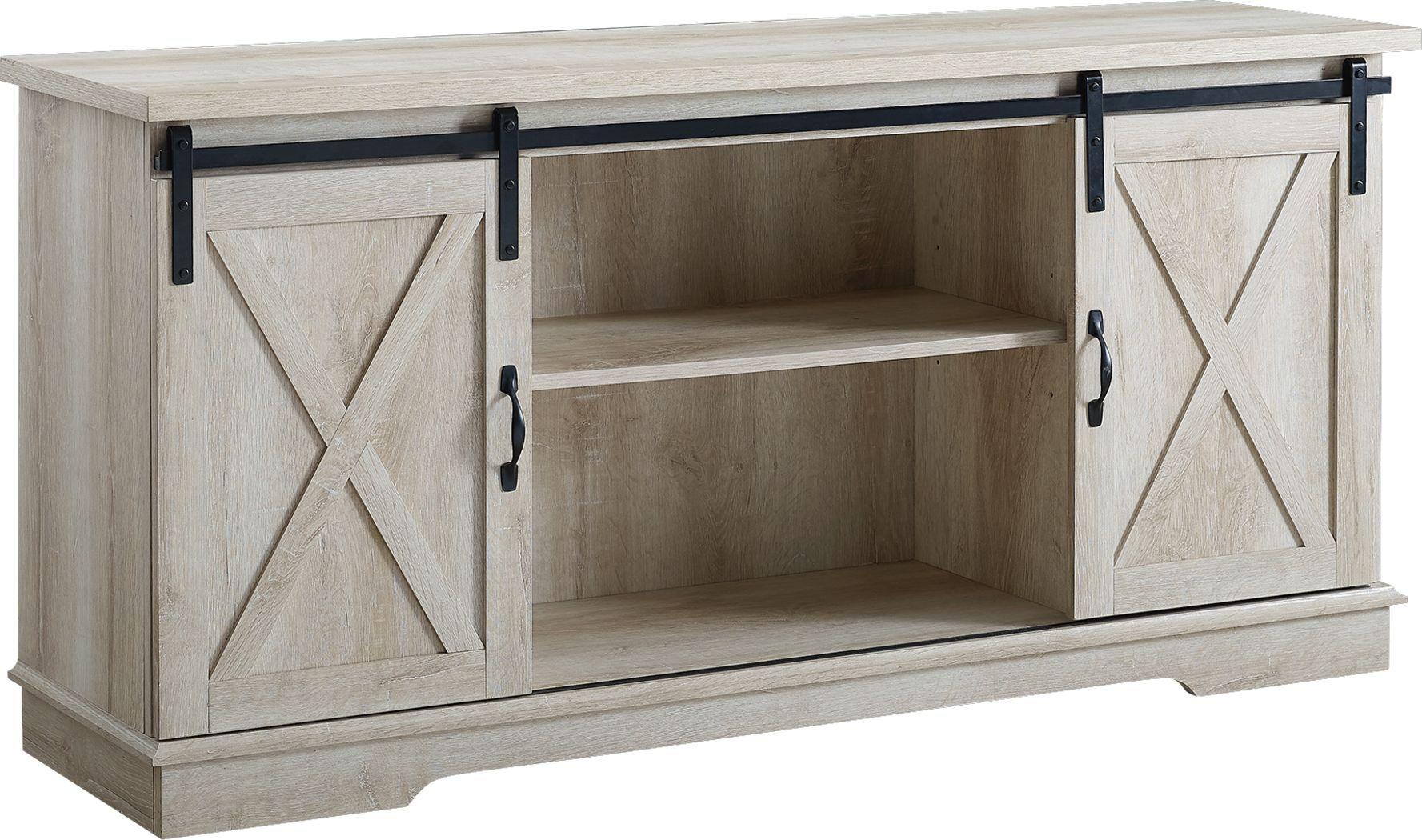 44+ Modern farmhouse wood tv stand type