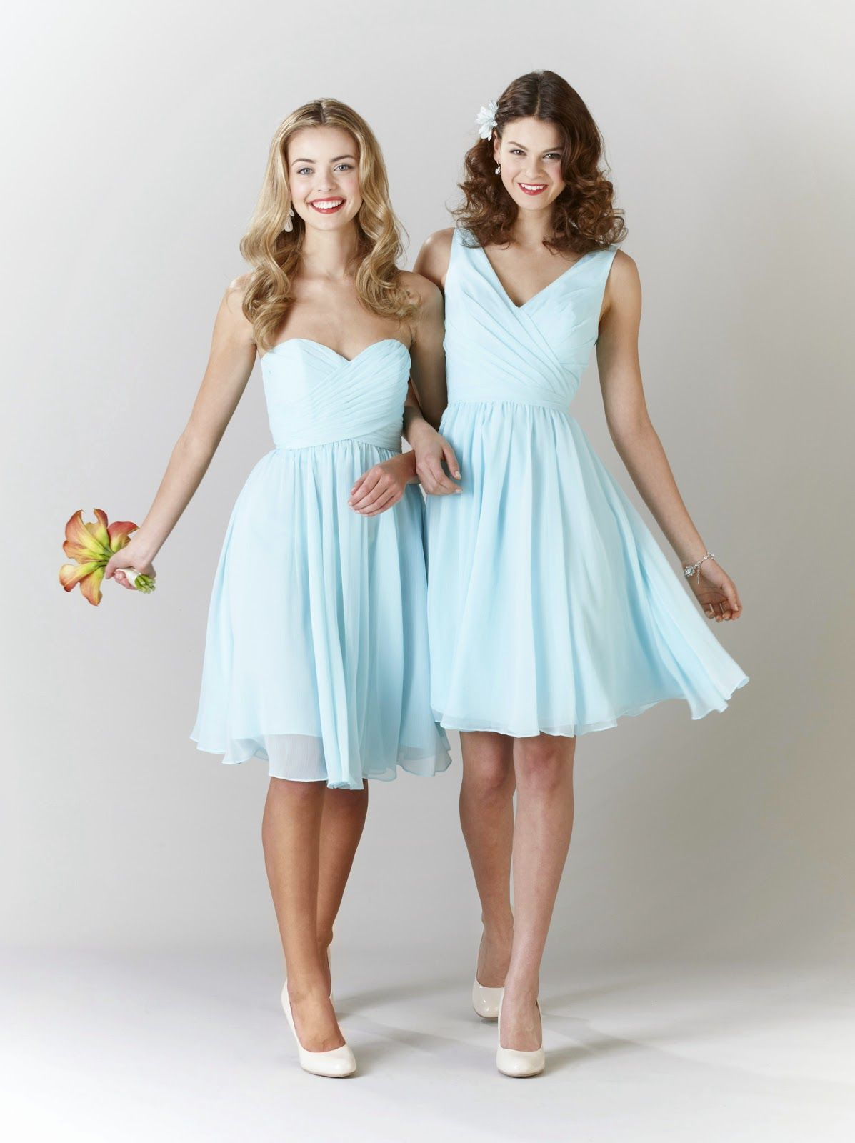 The Wedding Diaries: Bridemaid Dresses | Wedding Fantasy | Pinterest ...