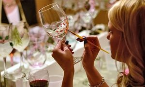 Groupon Paint And Sip Event For One Or Two From Drinkable Arts 35