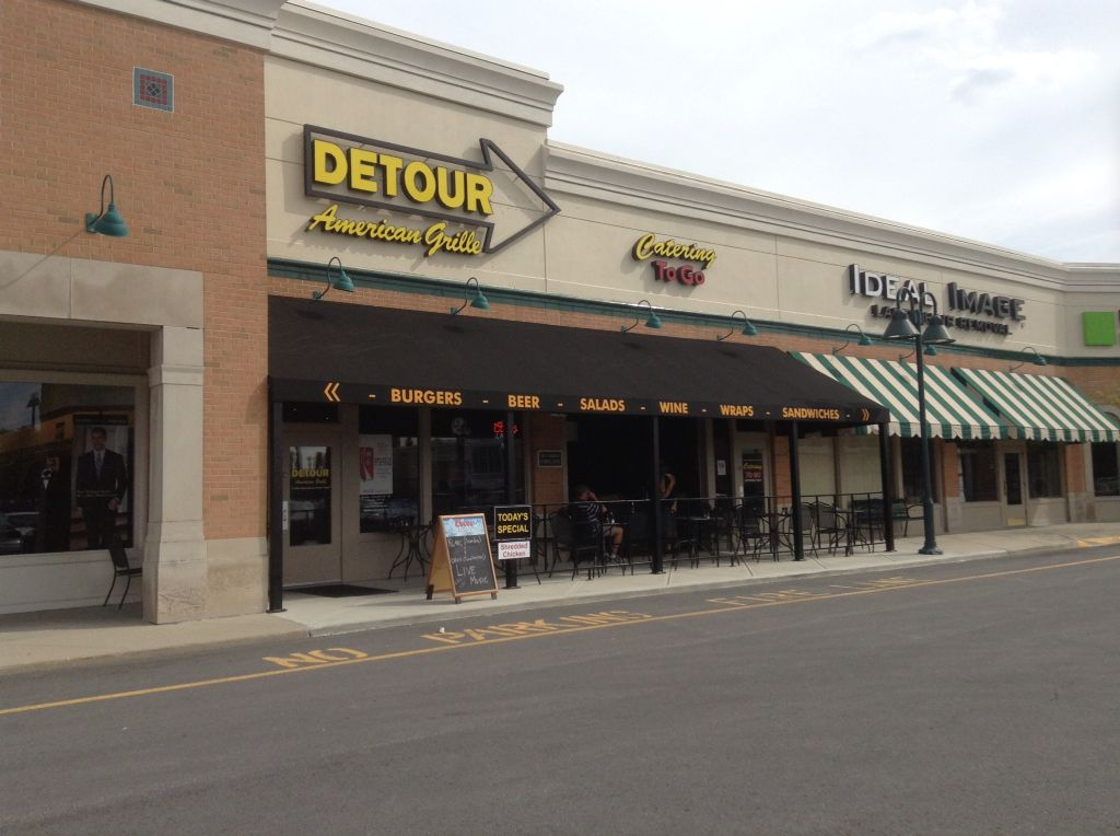 Detour American Grille Keystone At The Fashion Mall Crossing Indianapolis Indiana