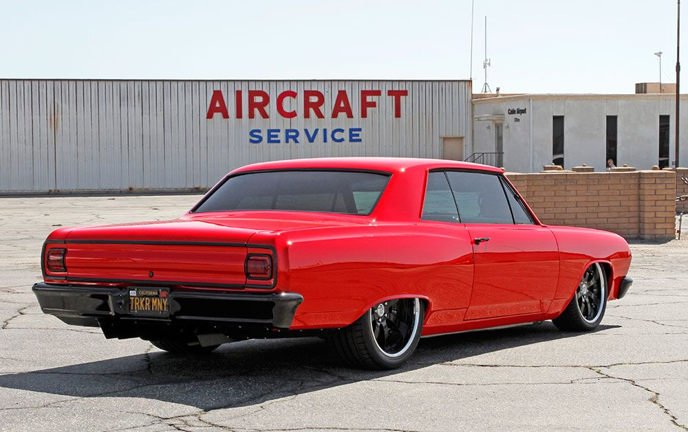 1965 Chevrolet Chevelle Malibu SS Epic Do-Over with K&N Air Filters ...