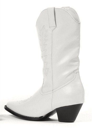 Rodeo White Child Boots Ellie Shoes. $32.95