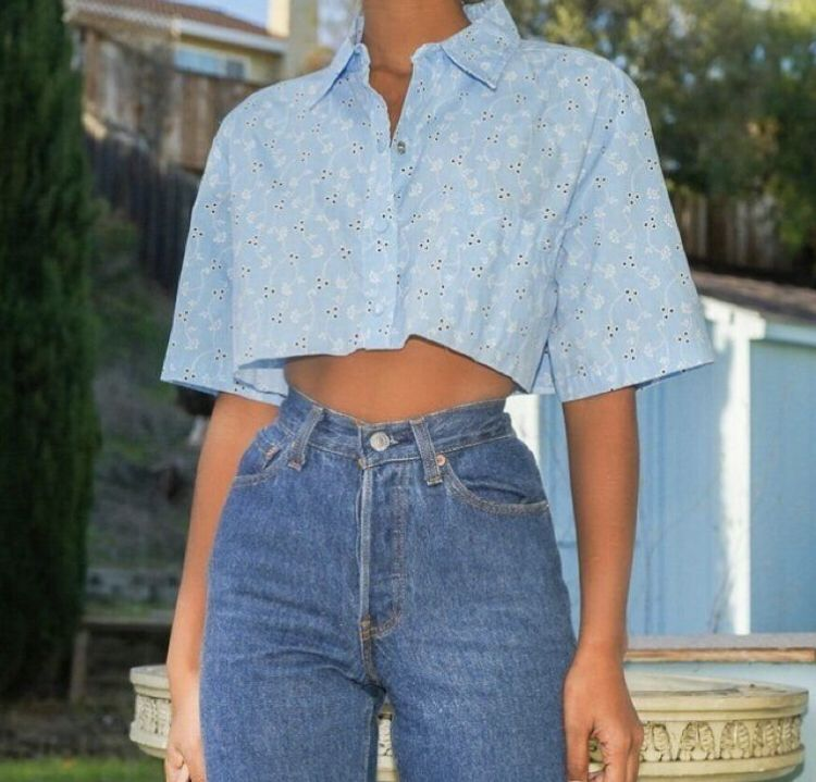 Pin By On Wear Aesthetic Clothes Clothes Retro Outfits