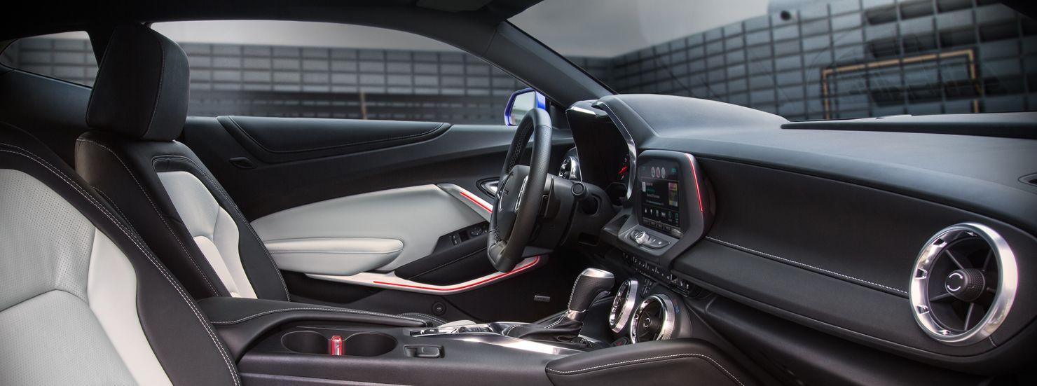 2016 Camaro Sports Car: Next-Gen #CamaroSix www.santafechevroletcadillac.com