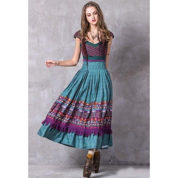 Bohemiam Dresses Empire