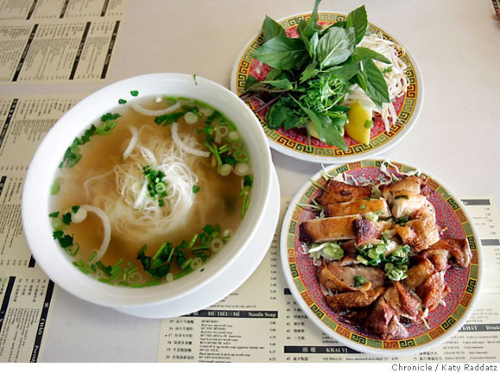 21 Things All San Francisco Kids Should Know Pho And Pho