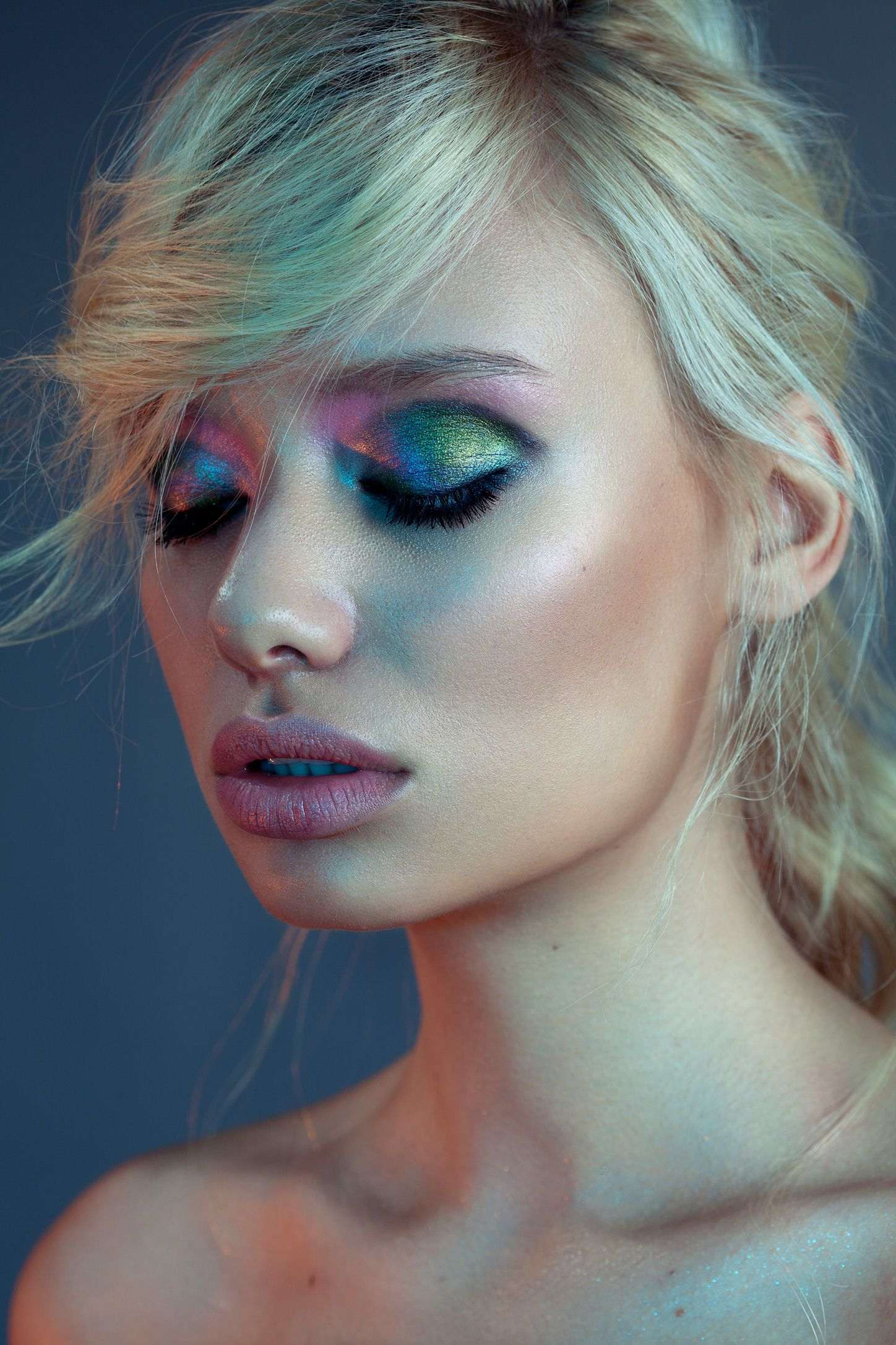Kory Towska by Rossella Vanon in Chimera for Factice Magazine Exclusive May 2016