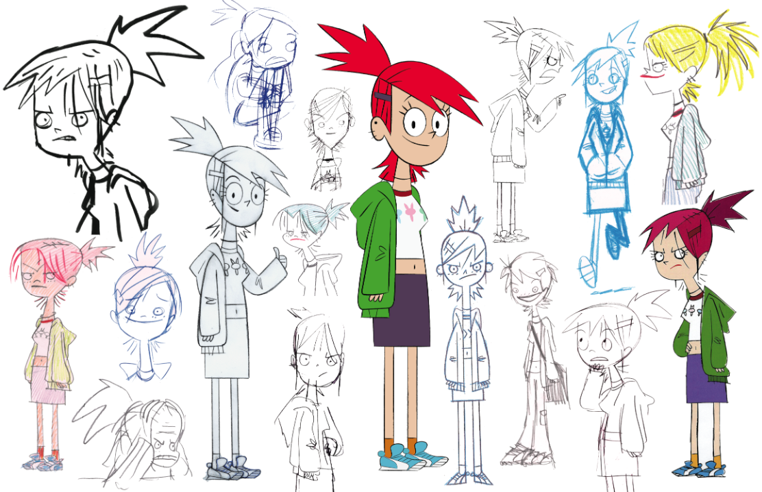 Character Design Cartoon Network : Frankie foster s home for imaginary friends craig