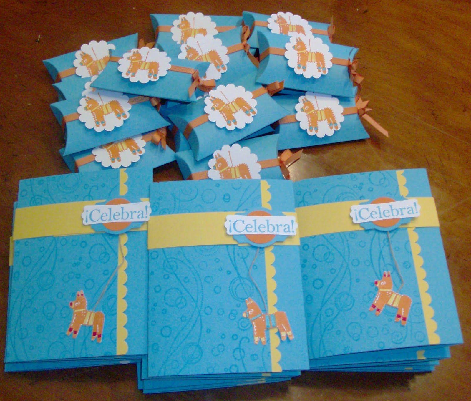 stampin up birthday invitation ideas | Paper Crafts | Pinterest ...