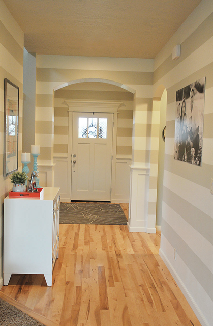 Danielle Oakey Interiors The Details Count Home Home Decor Striped Walls