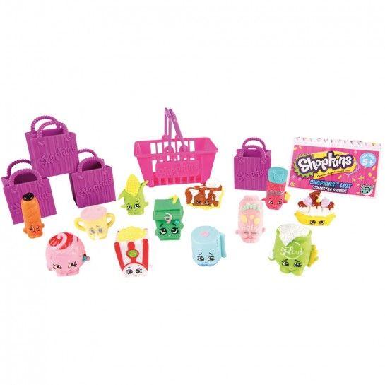 Shopkins Toys Shopkins 12 Pack | Bobble Art Shop Online