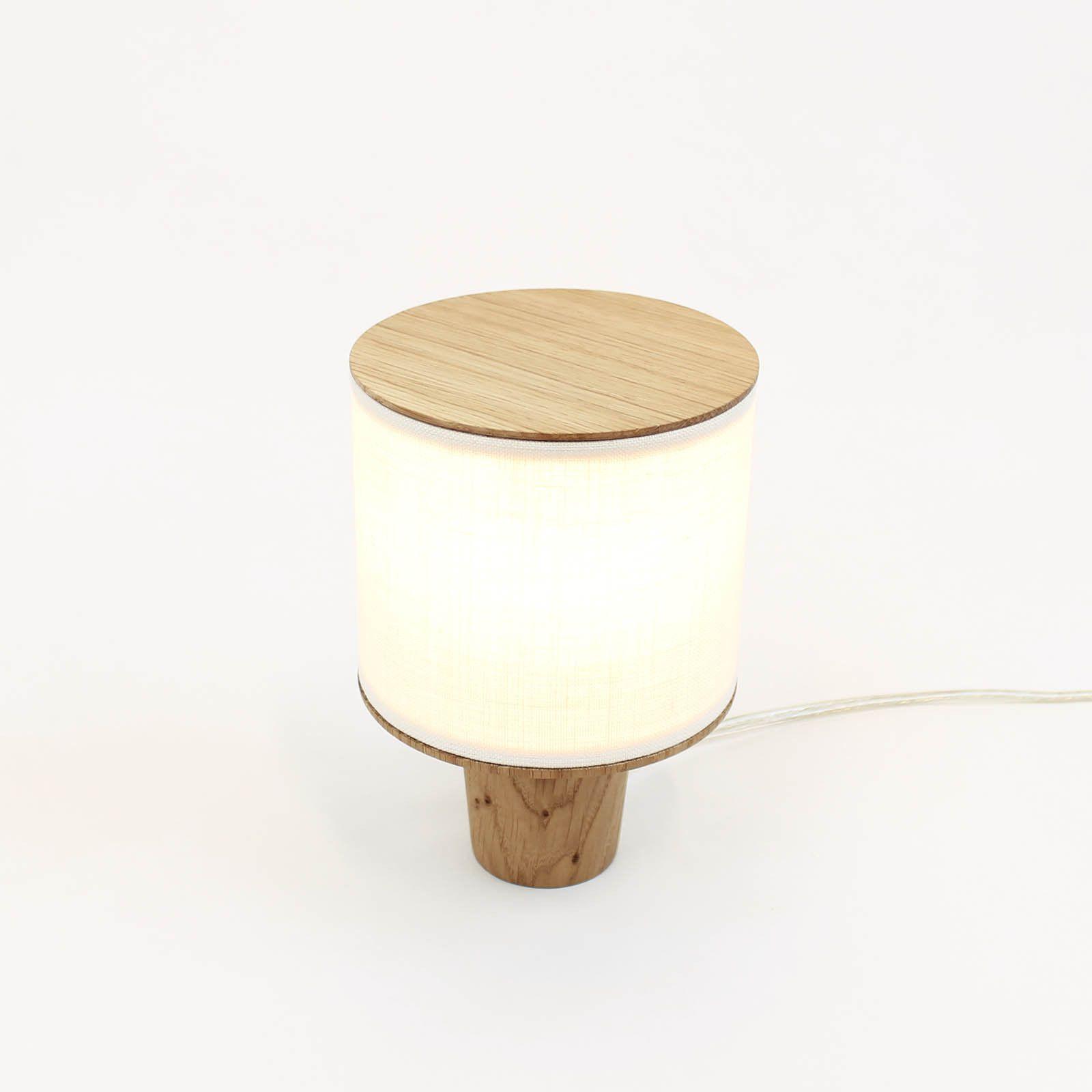 Http Www Blumen Fr Products Lampe A Poser Veivo Bois Massif Et Lin La Veivo A Ete Creee En Partenariat Avec Des Etudiants De L Lampe A Poser Lamp Bois Massif