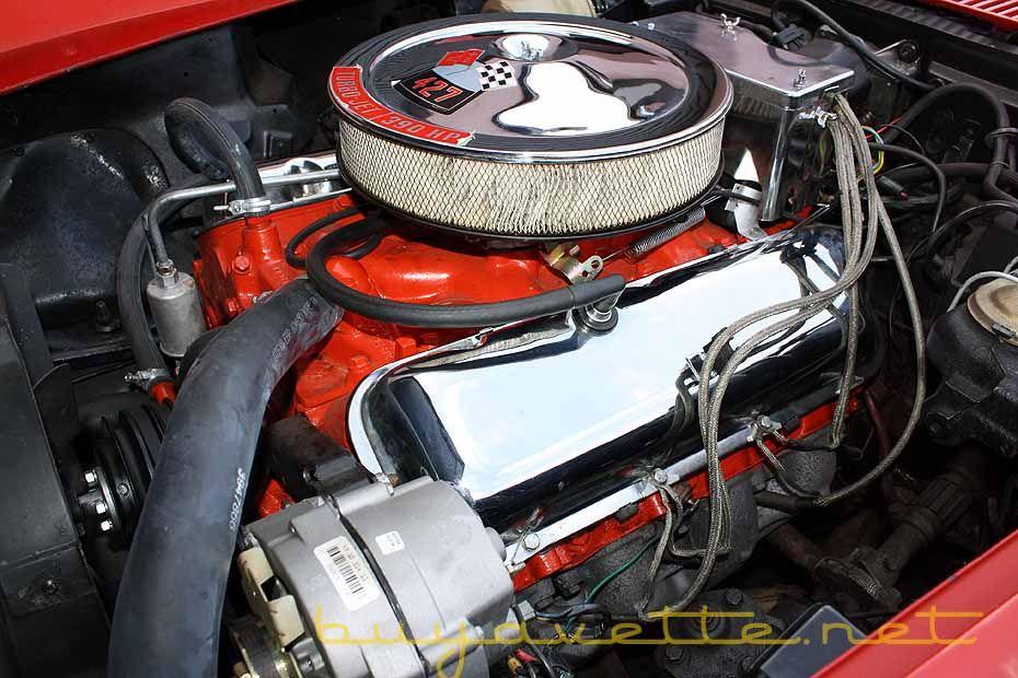 1968 Corvette 427 390hp Convertible For Sale Corvette Corvette For Sale Corvette Convertible