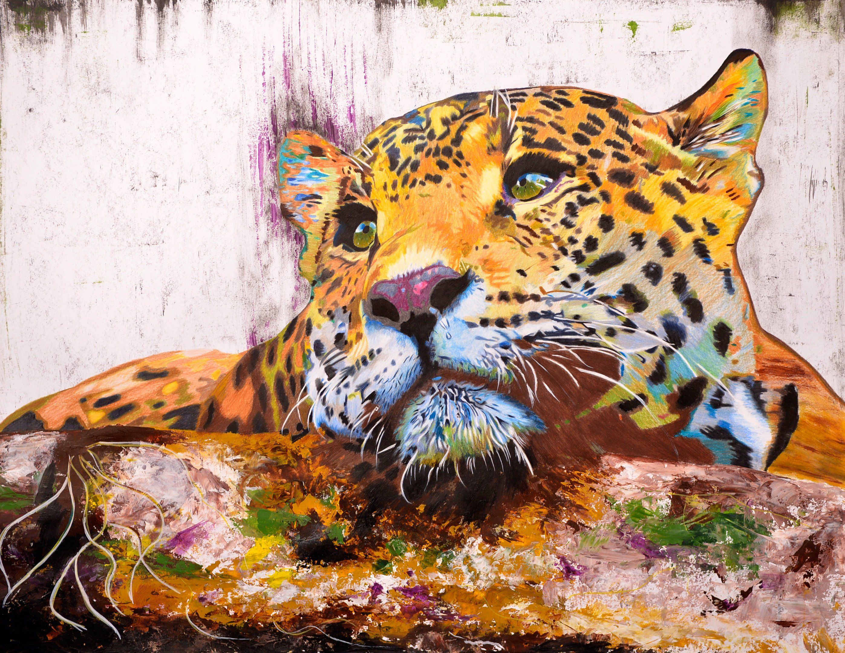 Jaguar Print, Póster Jaguar, Dibujo de Jaguar, Impresiones de Jaguar, Jaguar Art, Jaguar Art Print, Jaguar Wall Art, Safari animals, Jaguar
