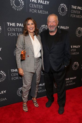 With the show now in its record-setting 21st season, #DickWolf is more convinced than ever that #MariskaHargitay was the right woman for the #SVU job.  #LawandOrderSpecialVictimsUnit #LawandOrderSVU #NBC #TV #TVNews #television #entertainment #entertainmentnews #celebrities #celebrity #celebritynews #celebrityinterviews
