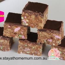Clinker Slice | Stay At Home Mum