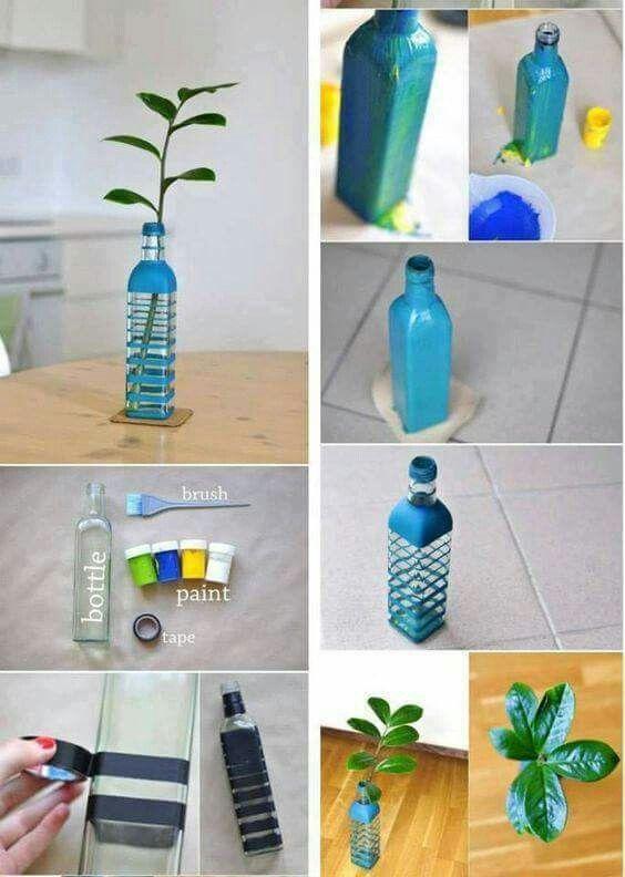 Travaux Manuels Avec Du Recyclage Idees