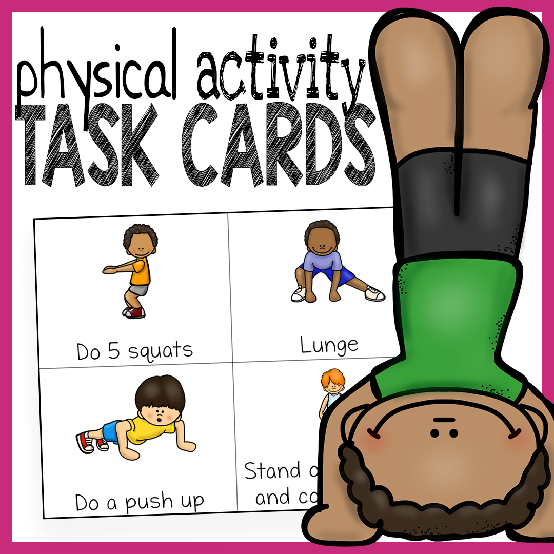 Physical Activity Cards