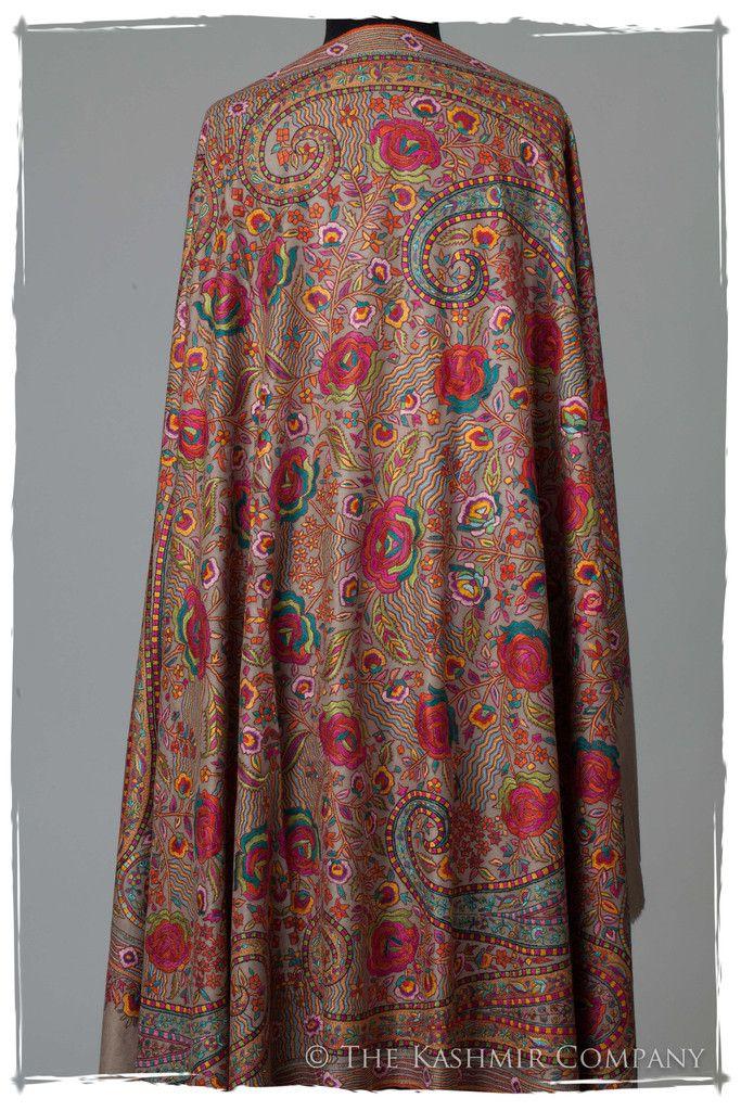f015fe5344057 The Socialite - Grand Jamawar Pashmina Shawl | Dream wardrobe ...