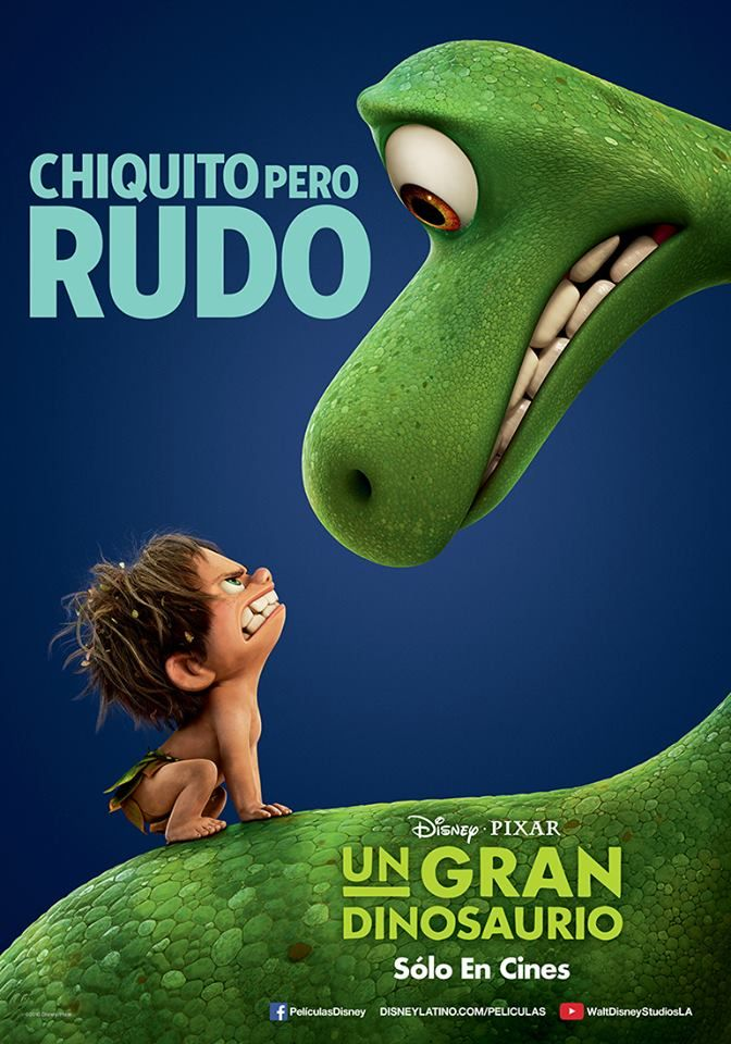 Un Gran Dinosaurio Dinosaur Movie The Good Dinosaur Animated Movies