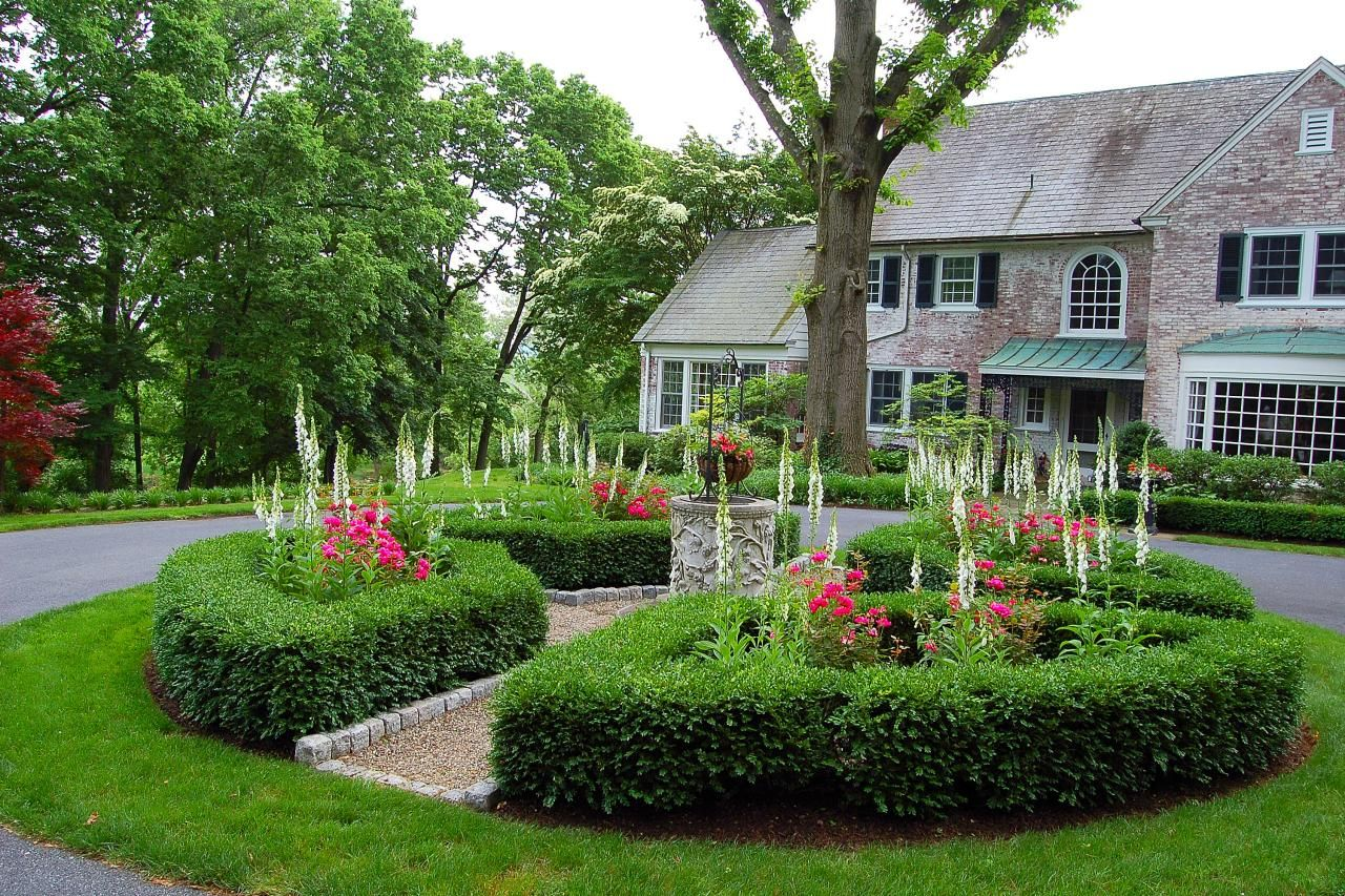 Need a Front Yard Facelift?   Kerb appeal, Driveways and Circular ...