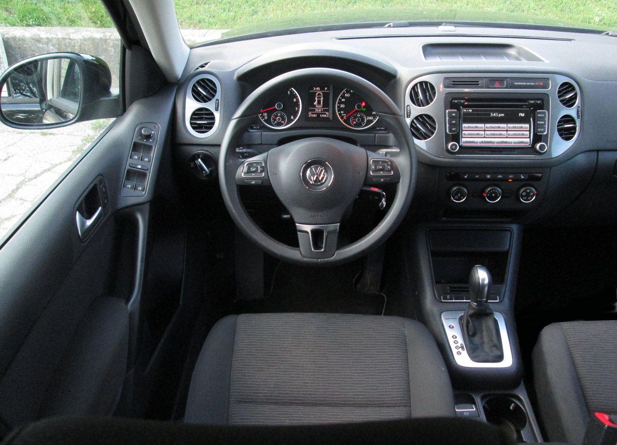 Volkswagen Tiguan 20092017 problems and fixes, fuel