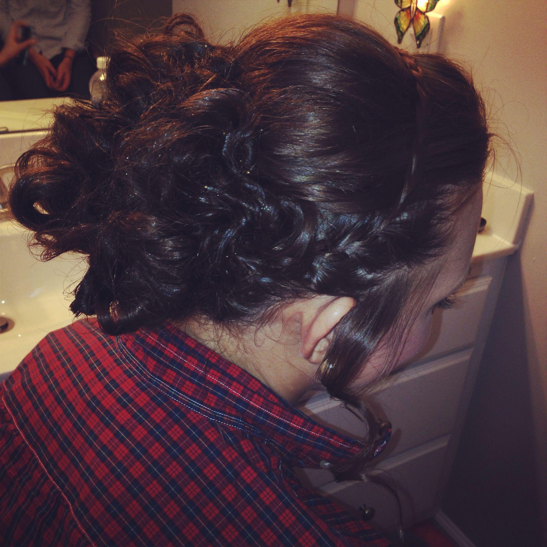Braided headband hair pinterest braided headbands